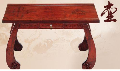 红木家具 功夫茶桌茶台实木根雕茶几 中式仿古茶艺桌098