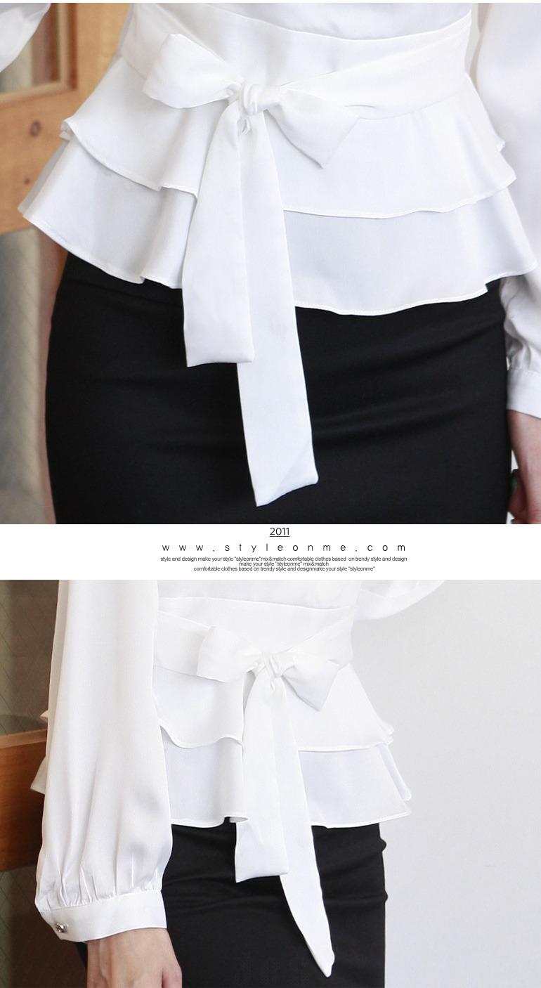 韩版女装夏装新款上衣