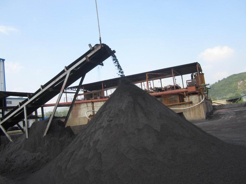 铁精砂含铁65 以上 提炼钢铁原材料 高清图片