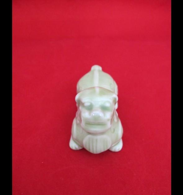 的原始青瓷,至东汉,制瓷技艺日趋